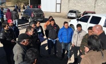 San José: repudian el Acta de Compromiso Minero