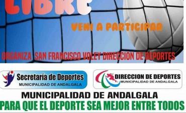 Conocé la agenda deportiva que organizó la Municipalidad de Andalgalá para el fin de semana