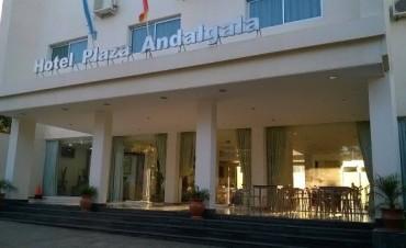 Inauguraron el Hotel Plaza en Andalgalá