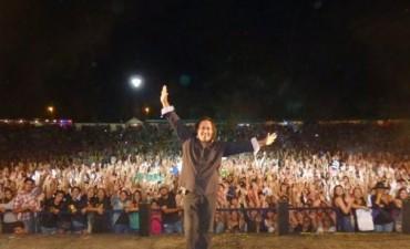 Sergio Galleguillo se presenta en la primera luna festivalera de