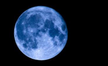 """Ceremonia de la """"Luna Azul"""" en Andalgalá"""
