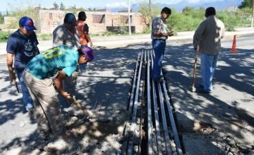 La Municipalidad de Andalgalá busca dar una solución a la Avenida Rodolfo Morán