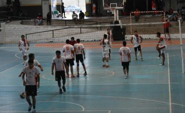 Exitoso Torneo de Vóley en Andalgalá