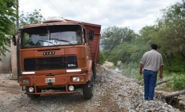 La Municipalidad de Andalgalá dio solución a los vecinos de La Banda