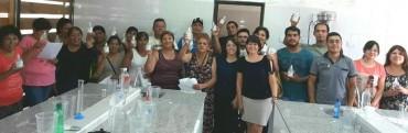 La Municipalidad de Andalgalá realizo el curso de buenas prácticas de manufacturas