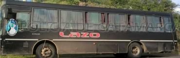 Colectivo demorado por llevar 15 pasajeros parados desde Aconquija hacia la ciudad Capital