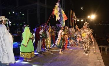 Se realiza hoy por primera vez la ceremonia a la Luna Azul en Andalgalá