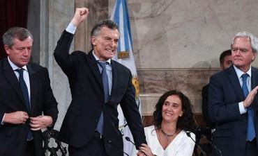 Macri abrió el año legislativo: ratificó el rumbo económico, repasó logros de gestión y habló del aborto