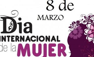 Salutación de la Dirección de la Mujer, Niñez y Familia por el Día Internacional de la Mujer