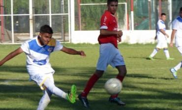 Primera fecha del Campeonato Preparación Fútbol de Barrios
