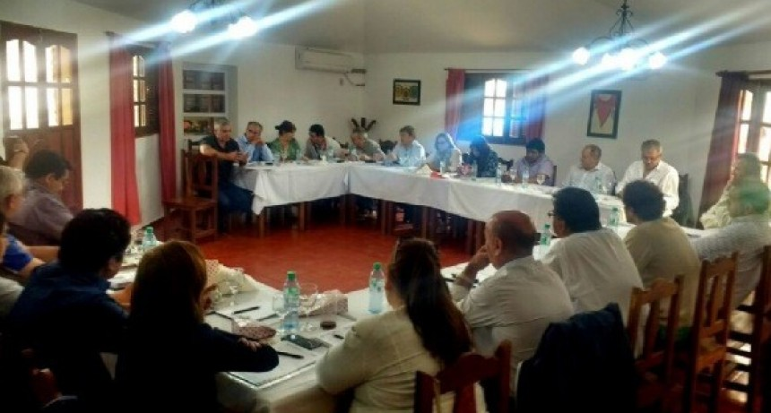 """Para intendentes y legisladores del FCS, la Provincia """"impone"""" el Pacto Fiscal"""