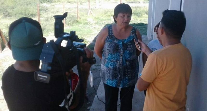 Prensa andalgalense visito el CIP de Huachaschi