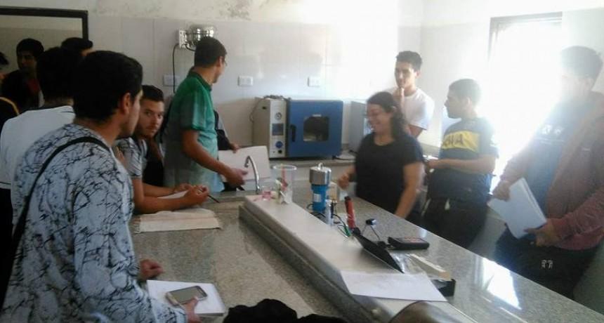 Alumnos del IES Andalgalá visitaron el CIP de Huachaschi