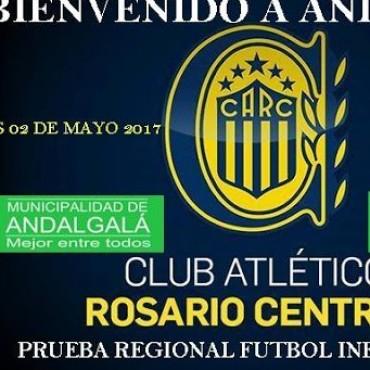 Viene Rosario Central a Andalgalá
