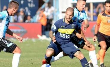 Boca no pudo frente a Rafaela y el campeonato arde