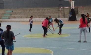 Escuela de Hockey Municipal en Andalgalá