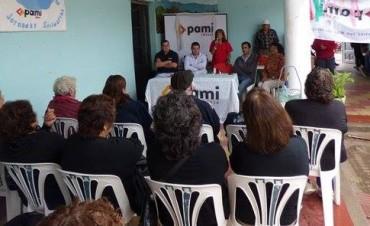 Eligen las nuevas autoridades del Centro de Jubilados y Pensionados Nacionales Andalgalá