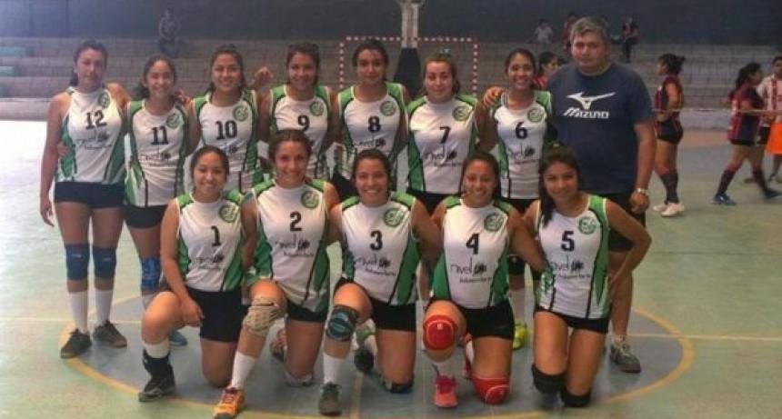 Campeonato Preparatorio de la Liga de Vóley de Andalgalá