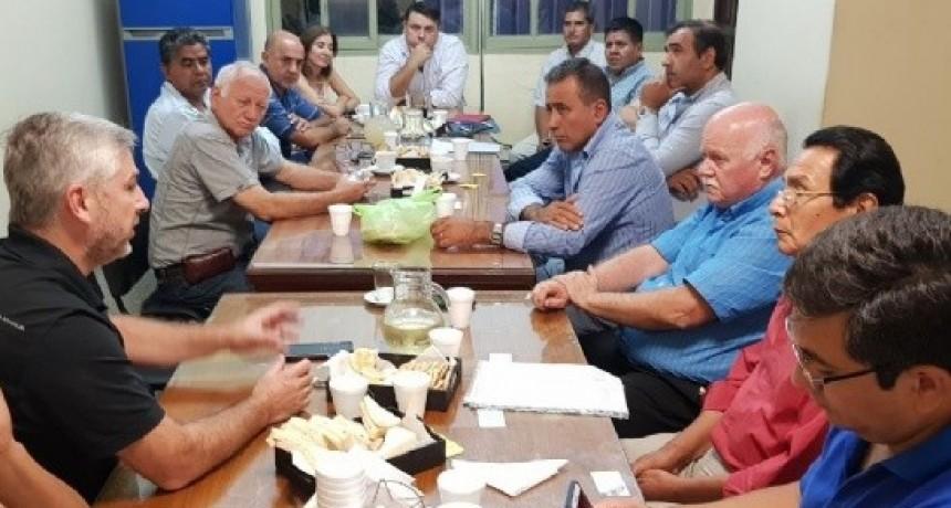 Pacto Fiscal: intendentes radicales insistirán con una última reunión