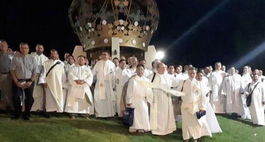 Histórico encuentro de más de 200 sacerdotes del NOA