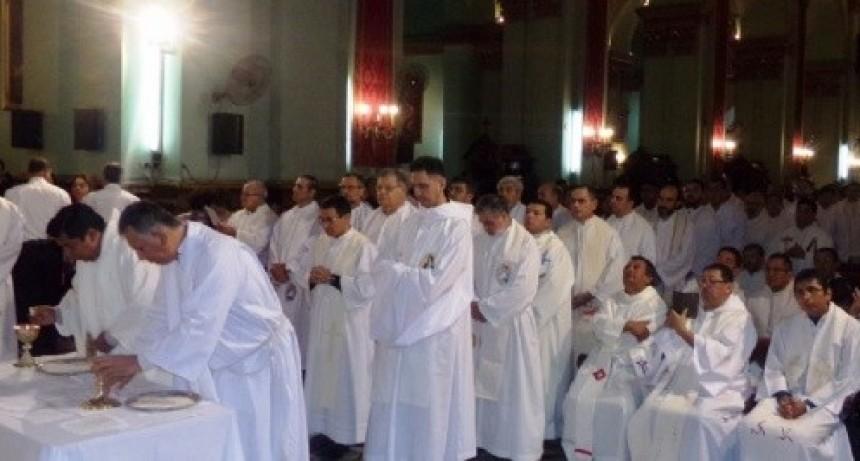 Clausura del Encuentro de Sacerdotes