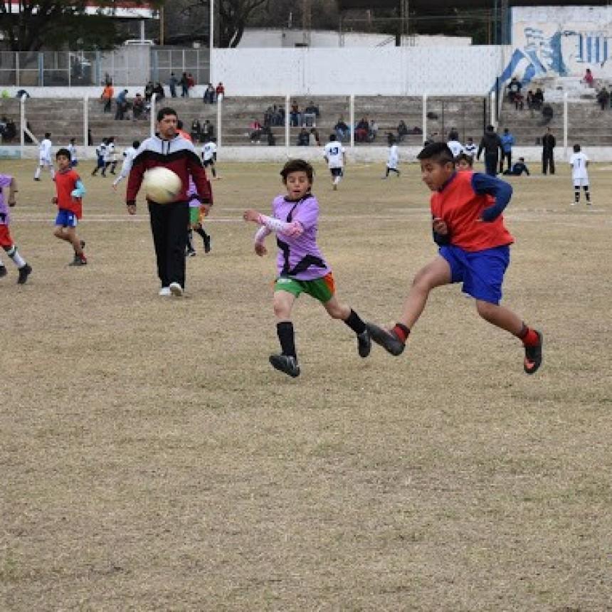 Encuentro de Fútbol Infantil en Andalgalá