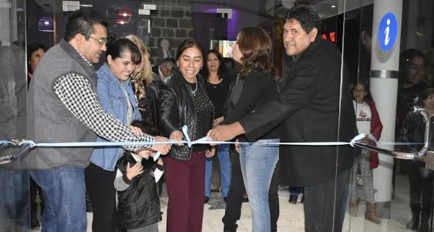 Se inauguró la nueva Oficina de Turismo en Andalgalá