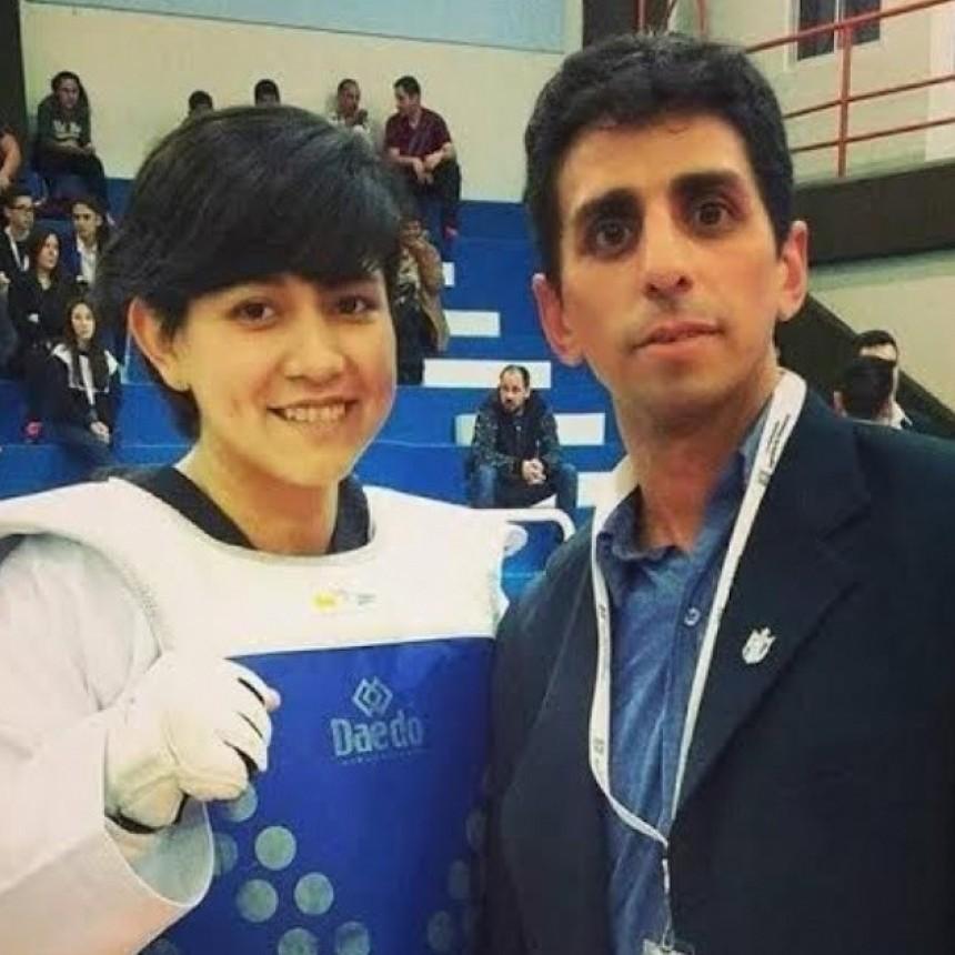 La andalgalense Carla Genovese rumbo a los Juegos Panamericanos de Whasington 2.018