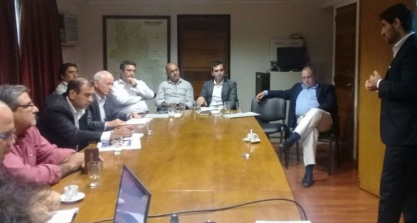 Pacto Fiscal: intendentes radicales analizarán hasta la semana que viene