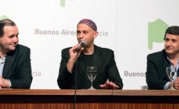 El Ministro Ministro de Ambiente y Desarrollo Sustentable de la Nación en Andalgalá