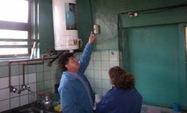 La Municipalidad de Andalgalá trabaja en la Escuela Nº 286 Santa Lucia de el Potrero