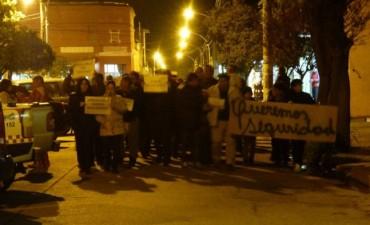 Vecinos de Andalgalá marcharon por segunda vez pidiendo más seguridad