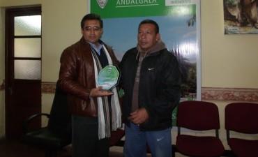 La Municipalidad de Andalgalá colabora con el Festival de doma Y Folclore en Chaquiago