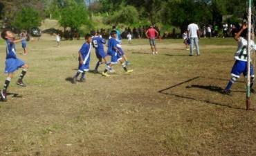 Comienza la Liga infantil de fútbol en Andalgalá