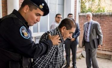 "Perpetua para ""Antonio Ríos"" por asesinar a su esposa con 12 puñaladas"