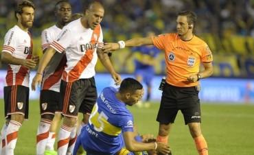 """Loustau, el árbitro del Superclásico: """"Estos partidos se juegan con el corazón"""""""