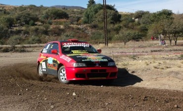 Se corre la 2º fecha del Rally Andalgalense
