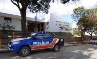 Le Robaron al Club Aconquija de Chaquiago