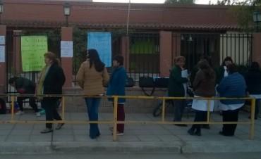 Cuatro establecimientos escolares son tomados en Andalgalá