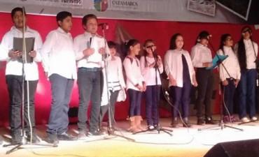 En Andalgalá dio inicio el Coro Municipal