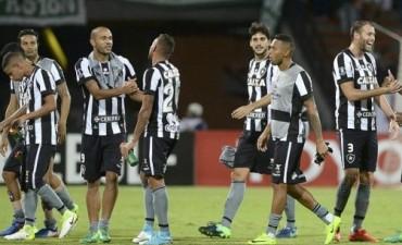 Botafogo terminó con las ilusiones de Estudiantes