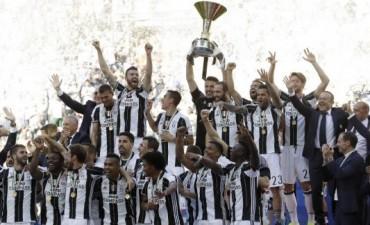 Juventus consiguió su sexto Scudetto consecutivo