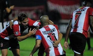 En la despedida de Verón, el Pincha entró a la Sudamericana
