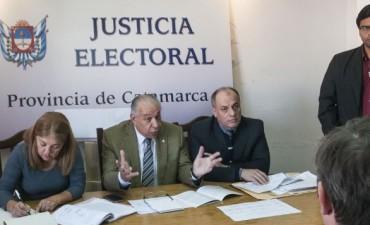 Hoy se definirá la suerte de la elección en Ancasti