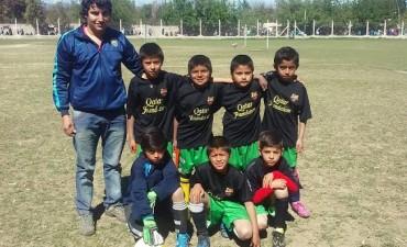El lunes 5 de junio comienza la liga infantil de Andalgalá