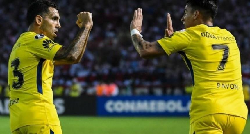 Boca empató y ahora depende de Palmeiras