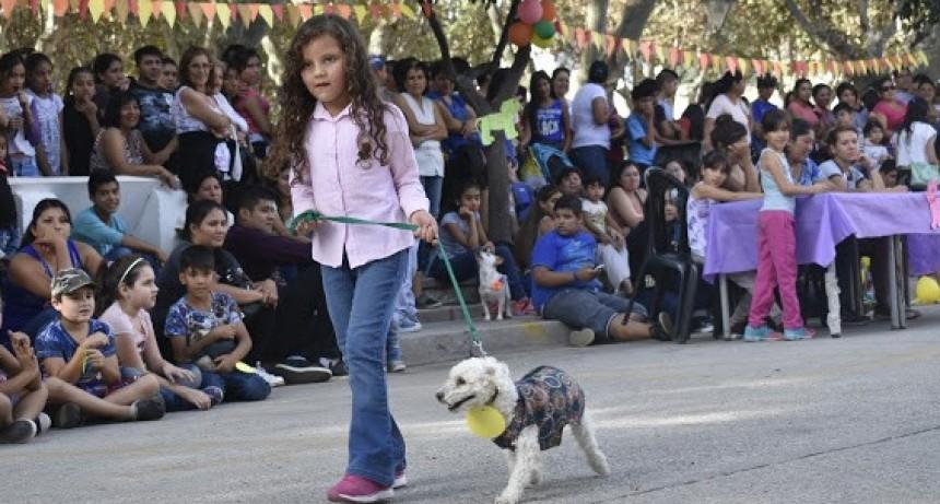 Se realizó el Tradicional Desfile de Mascotas en Andalgalá
