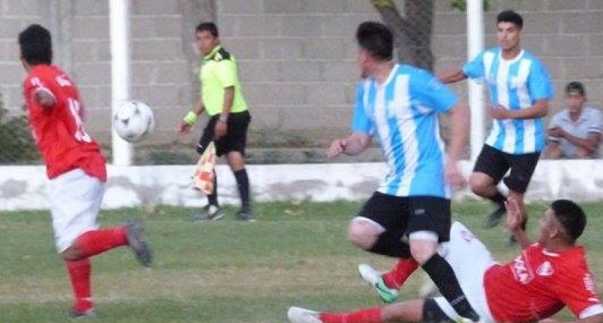 Final torneo preparación de la Asociación de Fútbol de Barrios