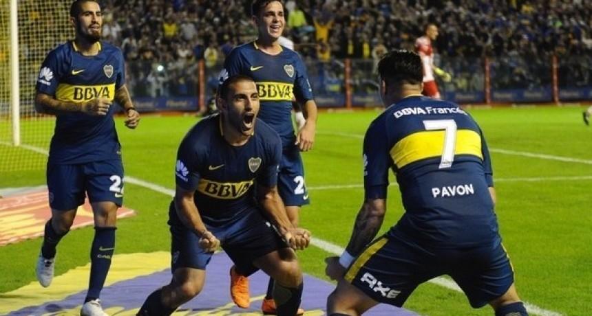 Boca venció a Unión y quedó a un paso del título