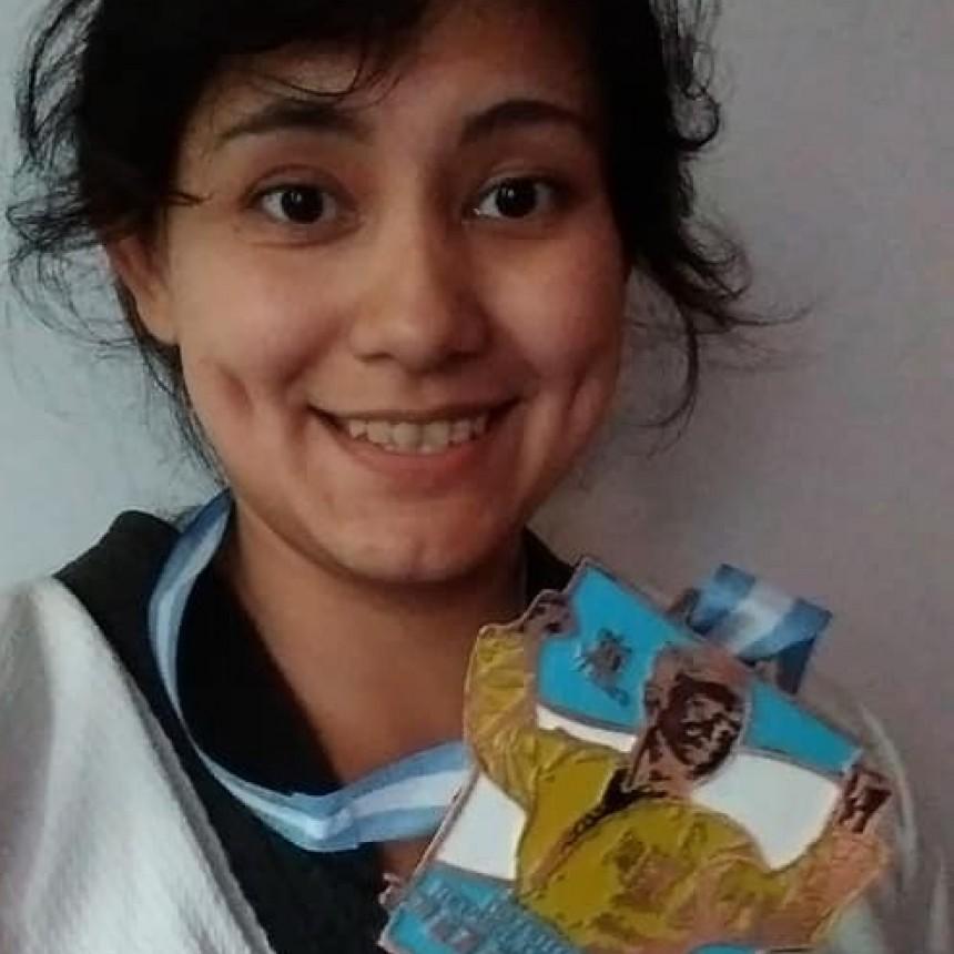 Carla Genovese obtuvo medalla en el Torneo Nacional de Poomsae
